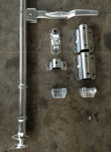 Image is of Locking Gear